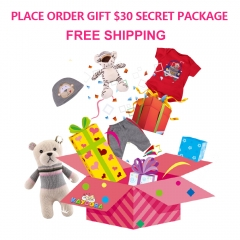 Secret reborn baby accessories gift box (Need to buy with doll)