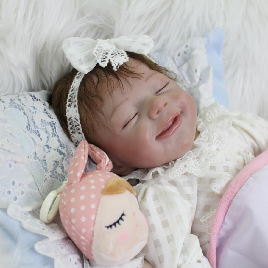 "22"" Quality Realistic Handmade  Babies Doll Girl April Kaydora"