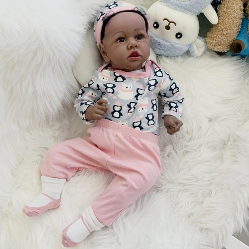Indians Reborn baby dolls Anessa Real Life Little Child Kids