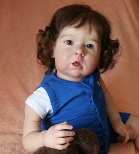 Pretty Boy Realistic Doll Soft body Reborn Babies Dolls Dylan