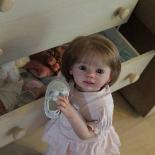Handmade Doll So that Real Babies Reborn Doll Esther