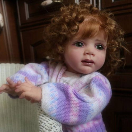 Reborn Toddler Chaya Lifelike Doll For your Love