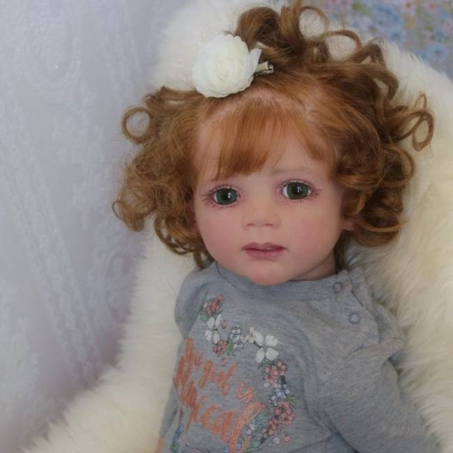 "Adora Girl Antonia 24"" Reborn Dolls for Adoption"