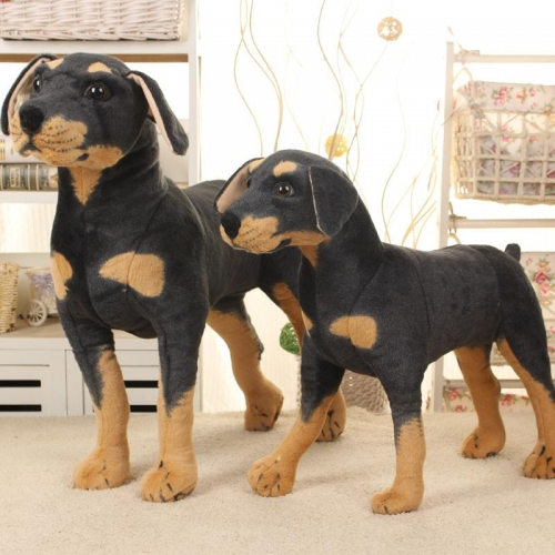 Realistic Dogs Handpainted Reborn Dogs Animals