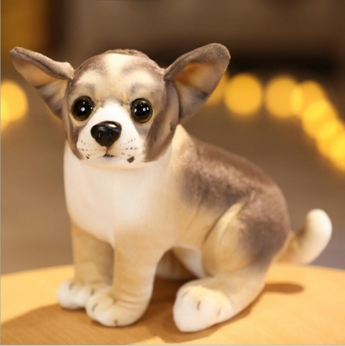 Reborn Dogs Puppy Chihuahua Realistic Dogs Animals