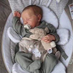 Reborn Baby Girl Doll Sleeping Reborn Babies Dolls